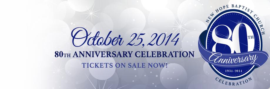 80th Anniversary Gala